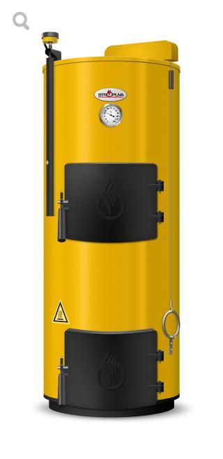 Твердотопливный котел длительного горения STROPUVA Mini S8U