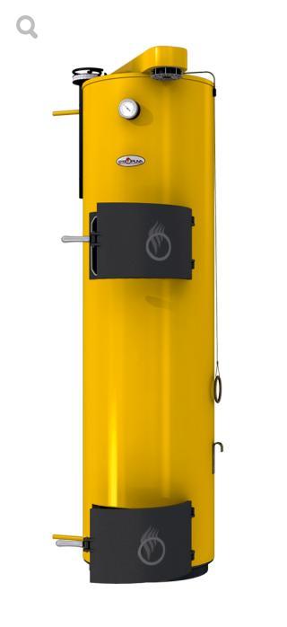 Твердотопливный котел длительного горения STROPUVA S15P