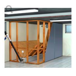 Пеллетные бункеры/склады и системы подачи для пеллет