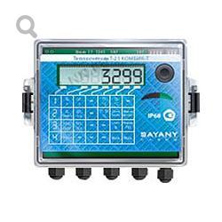 Вихревые счетчики-расходомеры воды ВР (ВПР, ВРТК-2000)